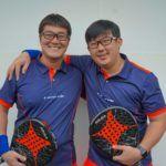 La marca española ficha a dos de las estrellas del pádel nipón: Eiichiro Okuyama y Tomoaki Murasawa.