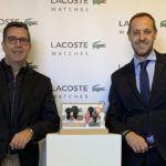 Lacoste Wacthes, nuevo reloj oficial de World Padel Tour.