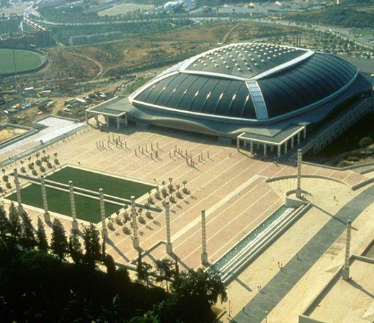Palau Sant Jordi, sede del Master Final 2019.Palau Sant Jordi, sede del Master Final 2019.