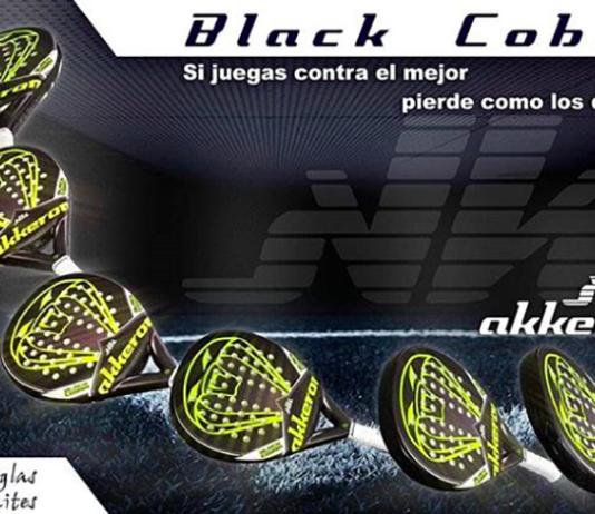 Black Cobra, uno de los nuevos modelos de Akkeron.