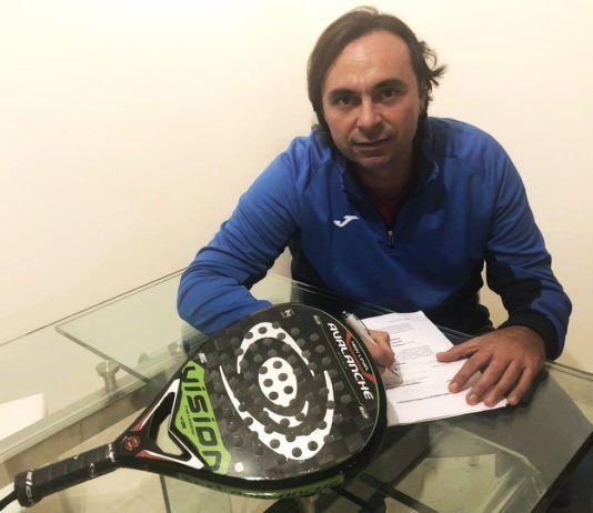 Godo Díaz, nuevo jugador Vision.