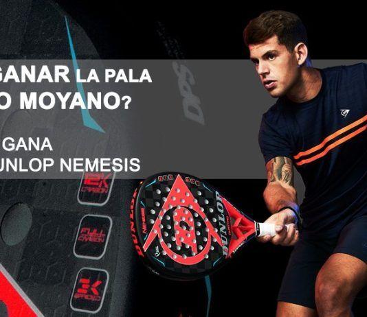 Dunlop Padel sortea la Dunlop Némesis de Ramiro Moyano.