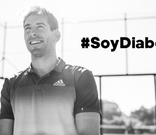 Álex Ruiz, campaña #SoyDiabético.