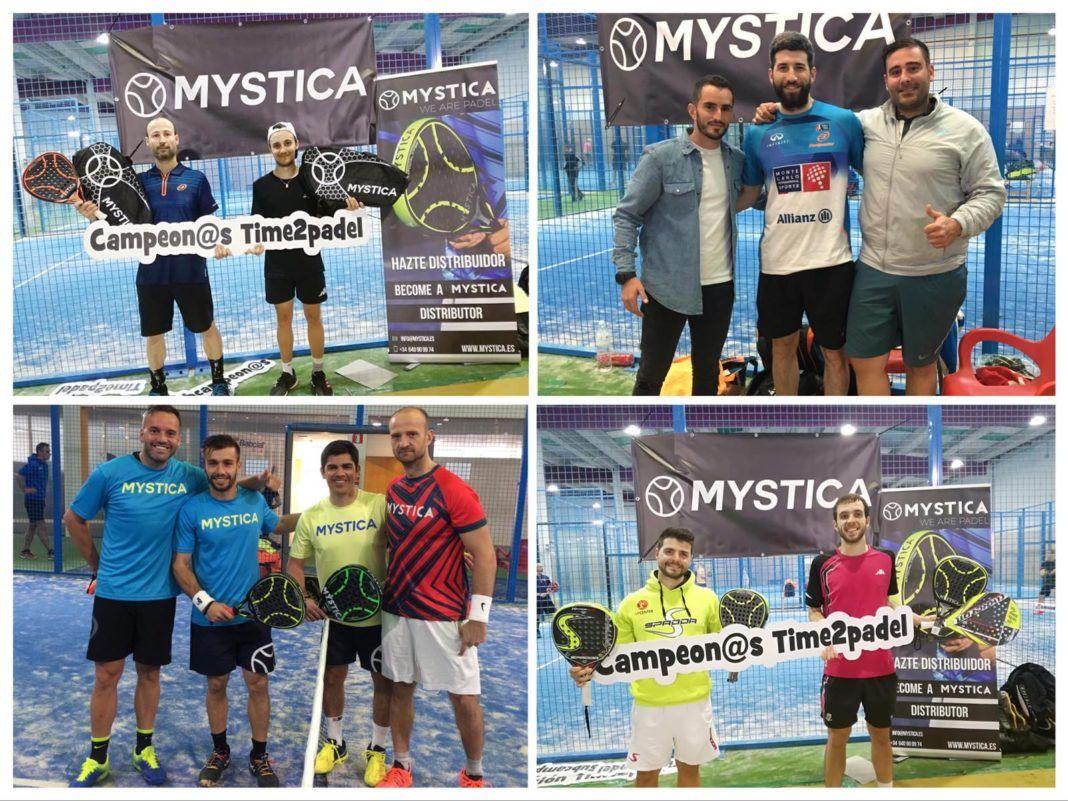 Algunas de las fotos de la I Prueba del Circuito Mystica.