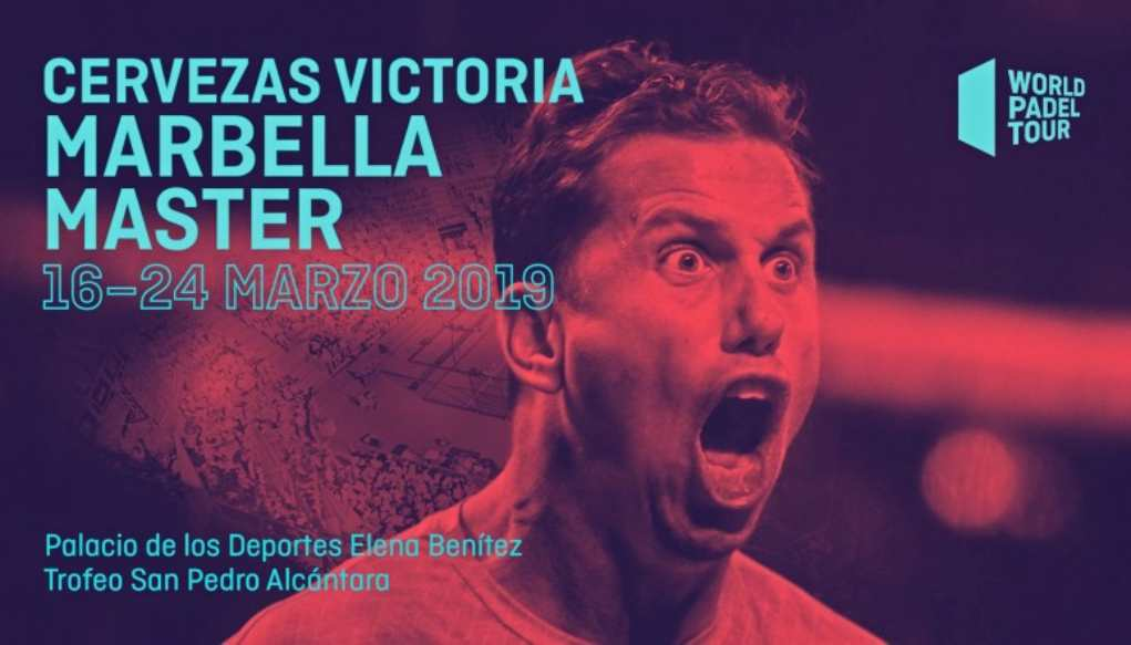 El cartel del Marbella Master 2019. | WPT