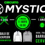 La tercera prueba del Circuito Mystica.