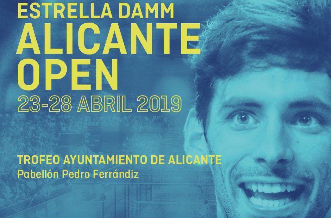 El cartel del Alicante Open. | WPT