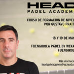 El cartel de la segunda parada de la Head Padel Academy. | Foto: Head Padel