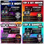 La oferta semanal de Torneos Time2Padel. | Time2Padel