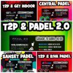La propuesta de Torneos Time2Padel para la Semana Santa. | Time2Padel