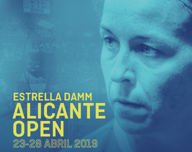 El cartel del Alicante Open. | WPT