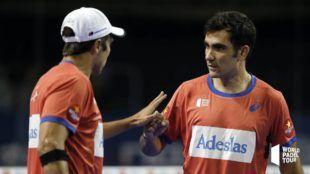 Fernando Belasteguín y Pablo Lima 0