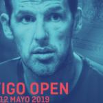 El cartel del Vigo Open. | Foto: World Padel Tour