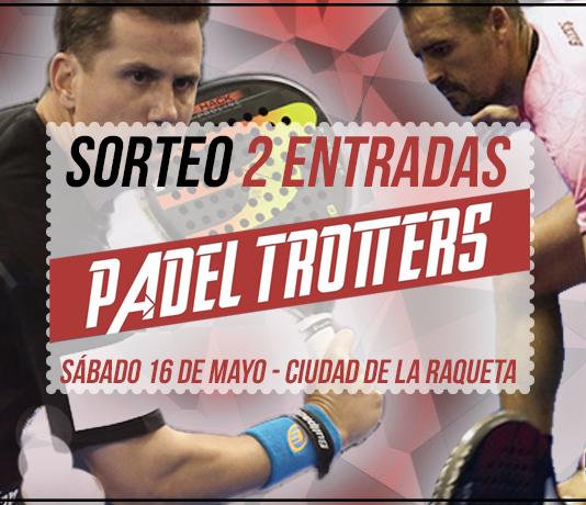 Padel World Press sortea dos entradas para Padel Trotters.