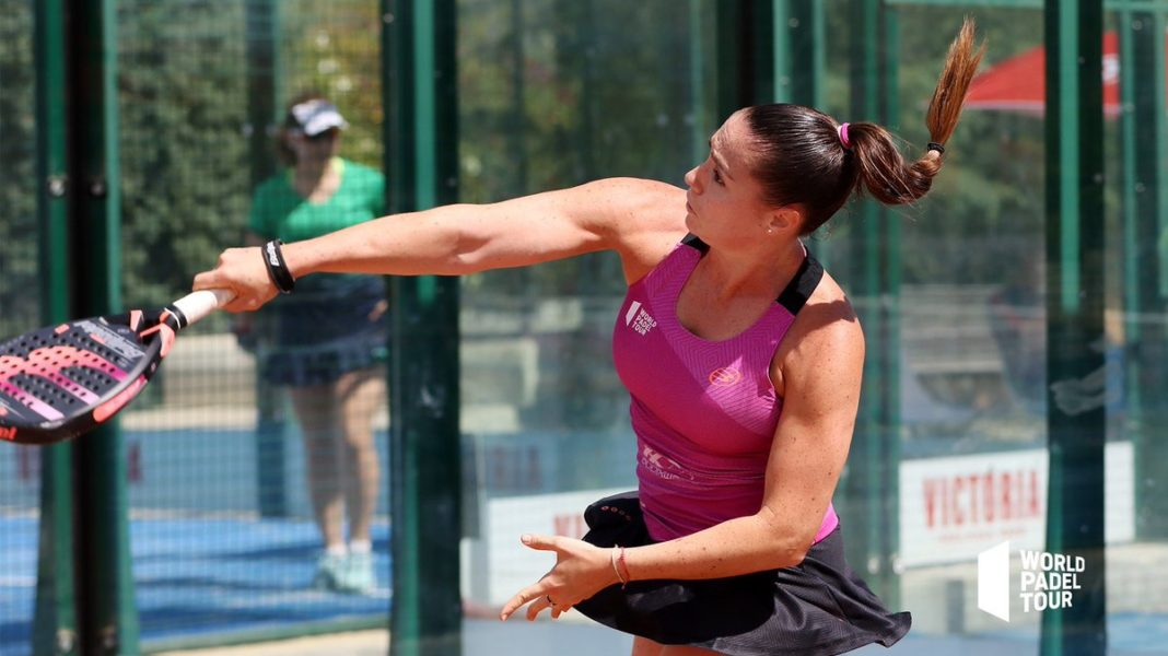 La previa femenina del Jaén Open. | Foto: World Padel Tour