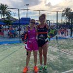 Bea González y Cata Tenorio en el Jaén Open. | Foto: World Padel Tour