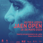 El cartel del Jaén Open. | World Padel Tour