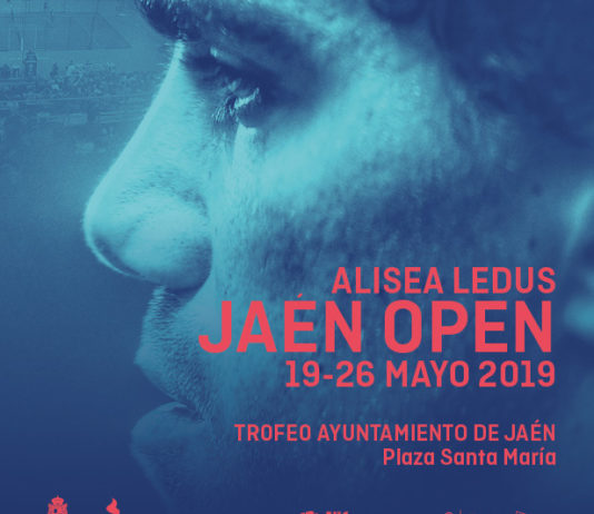 El cartel del Jaén Open. | World Padel Tour