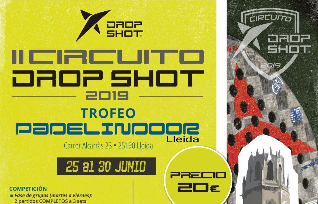 La parada del Circuito Drop Shot en Lleida. | Drop Shot