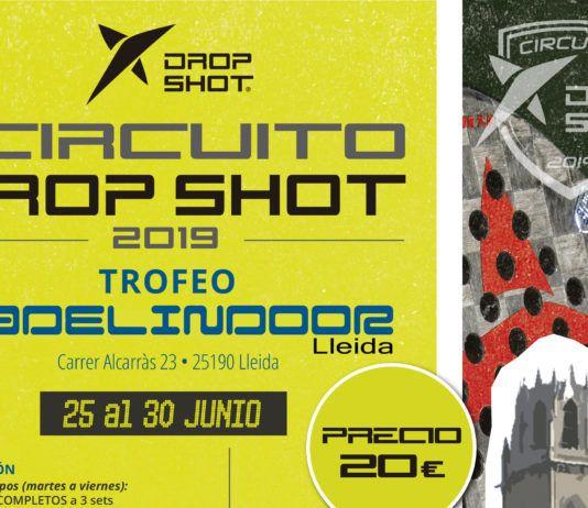La fermata del Drop Shot Circuit a Lleida. | Drop Shot