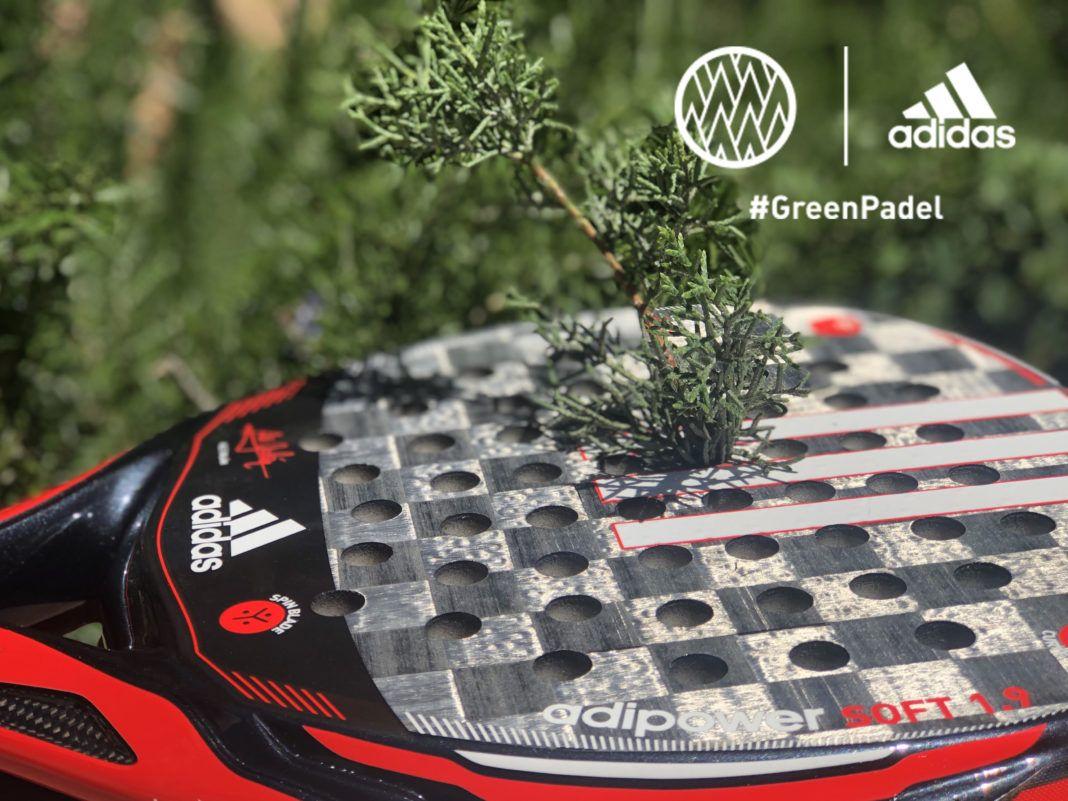 Adidas Padel, concienciada con el cambio climático. | Foto: World Padel Tour