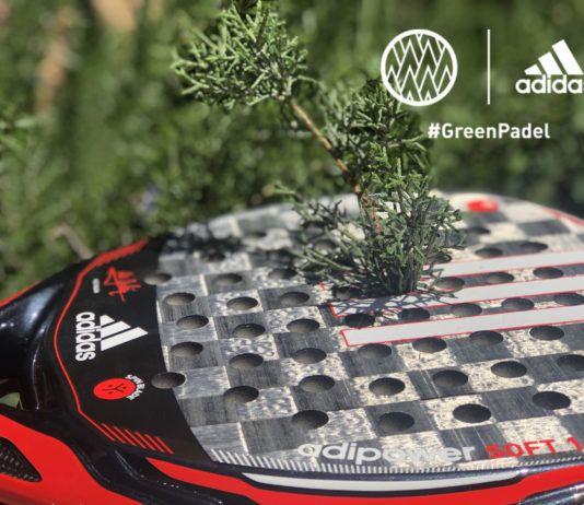 Adidas Padel, consciente du changement climatique. | Photo: Tour du monde Padel