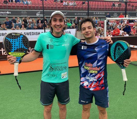 Sorpresa in ottavi! Antelo e Martínez eliminano Sanyo e Maxi. | Foto: World Padel Tour