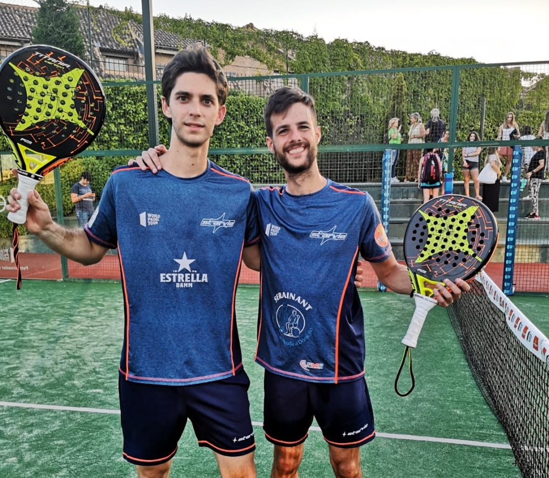 La previa del Sweedish Open en La Finca. | Foto: World Padel Tour