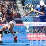 Ale Galán y Juani MIeres. | Foto: Arkosports
