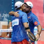Bela y Lima. | Foto: World Padel Tour