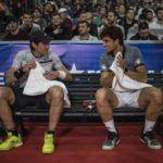 Galán y Mieres en el Buenos Aires Master. | Foto: World Padel Tour
