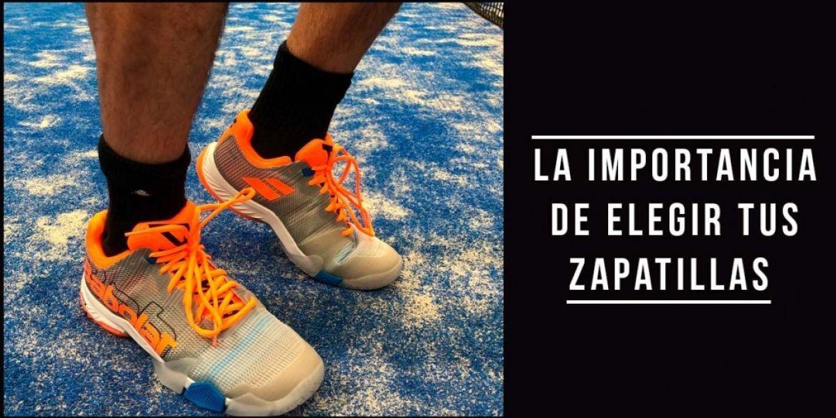 7bf53908 Padelmanía te ayuda a elegir tus zapatillas de pádel | Padel World Press