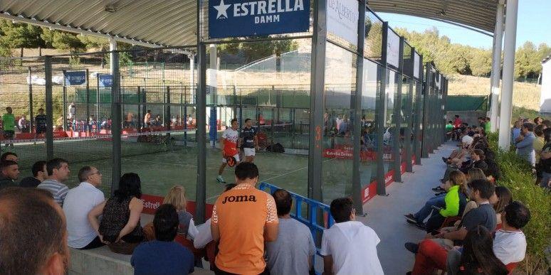 El Valladolid Master. | Foto: World Padel Tour