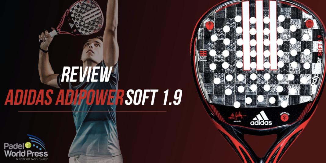 La Review de la Adidas Adipower Soft 1.9.