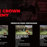 La nueva Black Crown Academy.