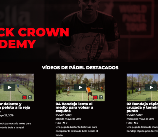 La nueva Black Crown Academy.