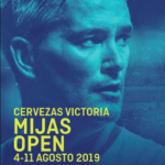 Il poster del Mijas Open. | Foto: World Padel Tour