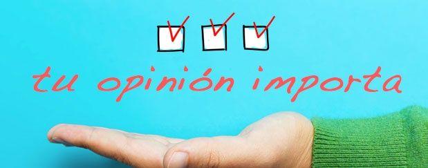 Gana una pala de pádel por compartir tu opinión 0