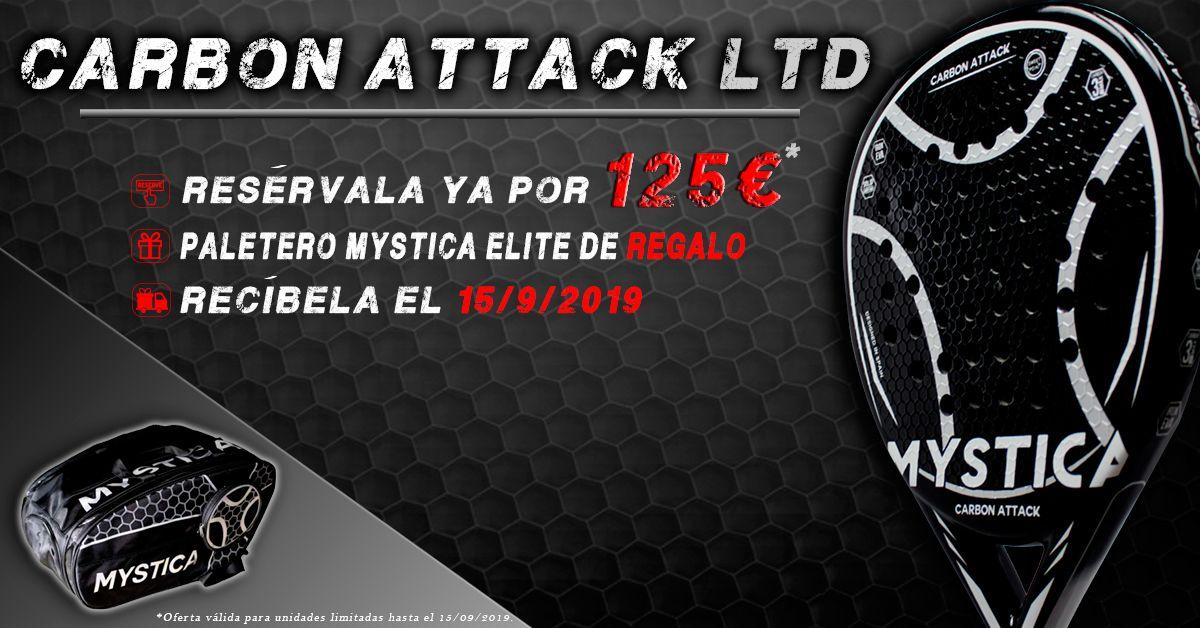 La nueva Mystica Carbon Attack Limited Edition 2019