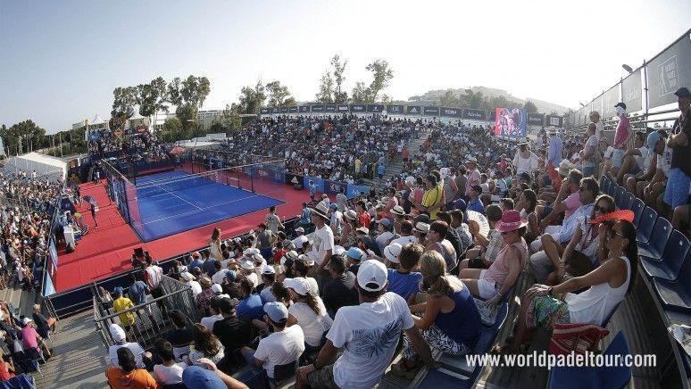 Gli Mijas Open. | Foto: World Padel Tour