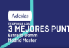 Les meilleurs points masculins 3 du Master Madrid. | Photo: Tour du monde Padel