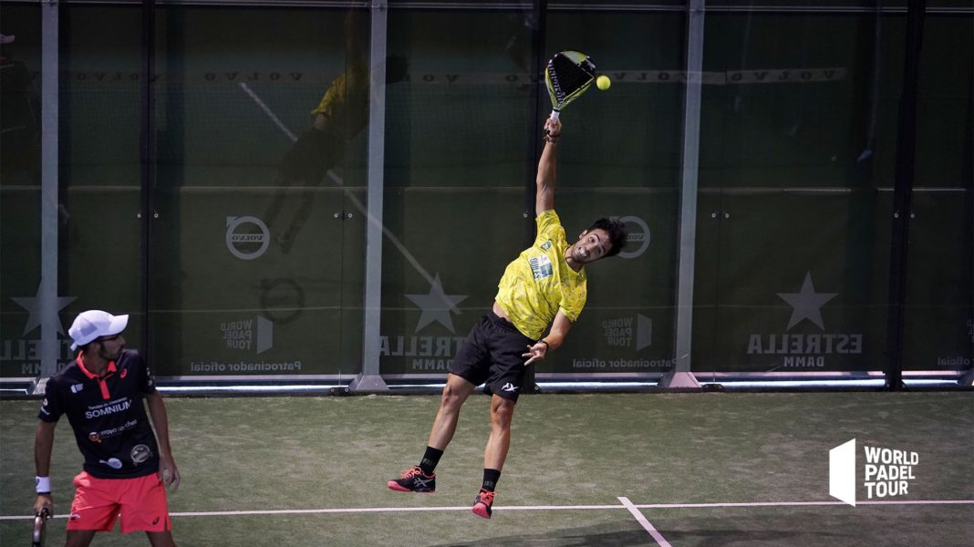 El Madrid Master del World Padel Tour. | Foto: World Padel Tour