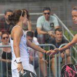 Cascais Padel Master femenino. | Foto: World Padel Tour