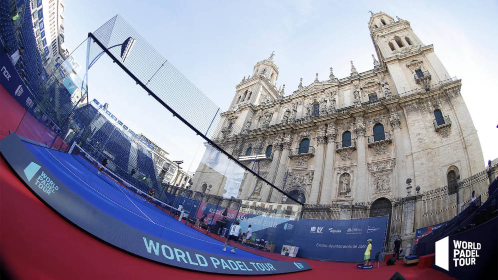 El Jaén Open. | Foto: World Padel Tour