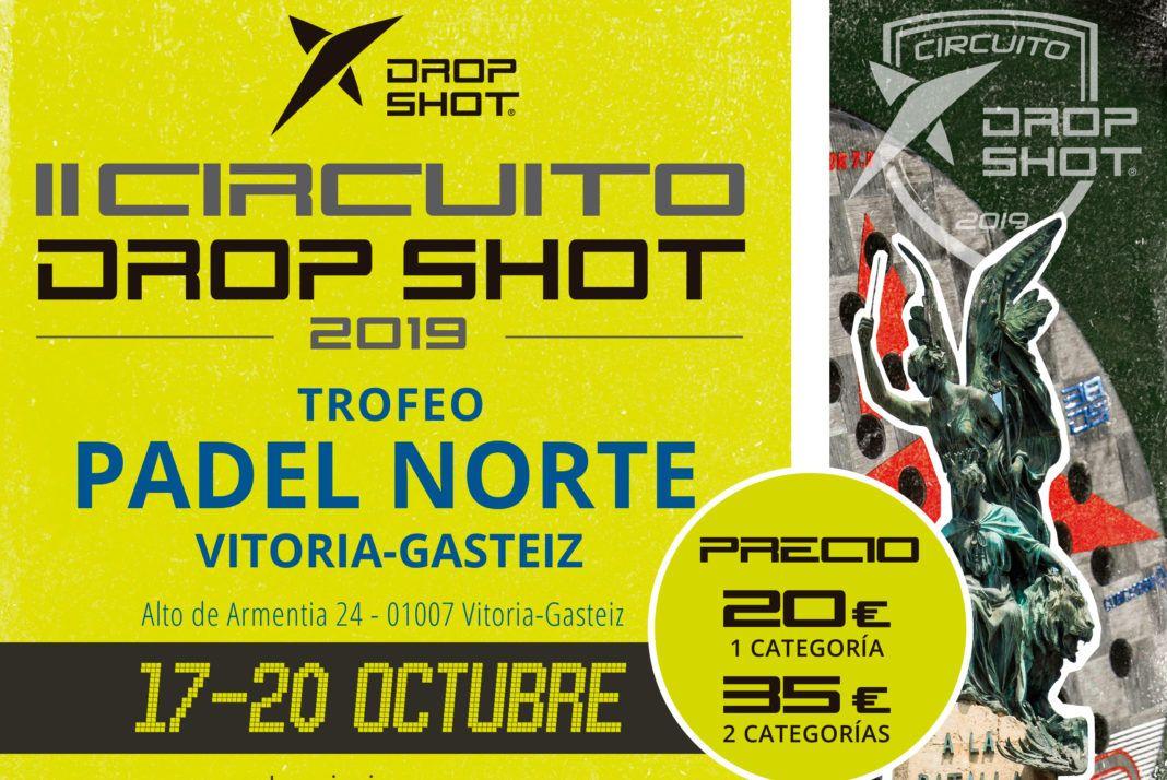 Circuito Drop Shot Vitoria.