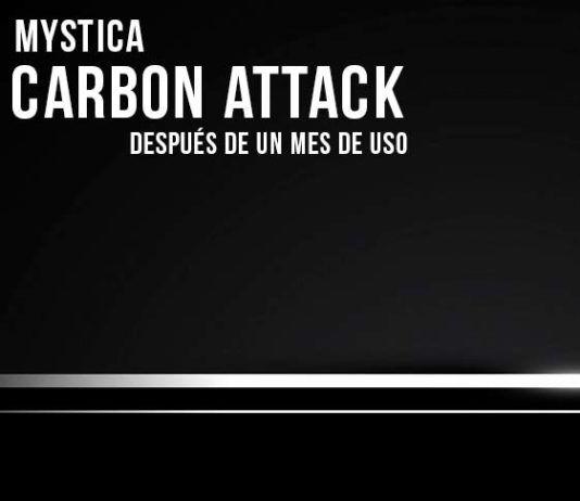La Mystica Carbon Attack LTD analizada por Time2Padel.