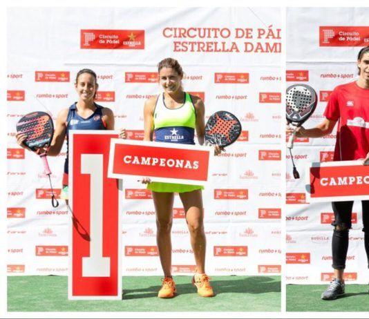 Los campeones FMP de Somontes. | Foto: Circuito Estrella Damm