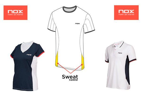 El Sweat Control de NOX.