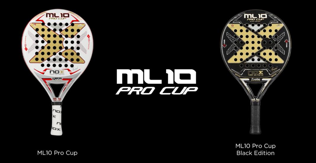 Las dos nuevas ediciones de la NOX ML10 Pro Cup.
