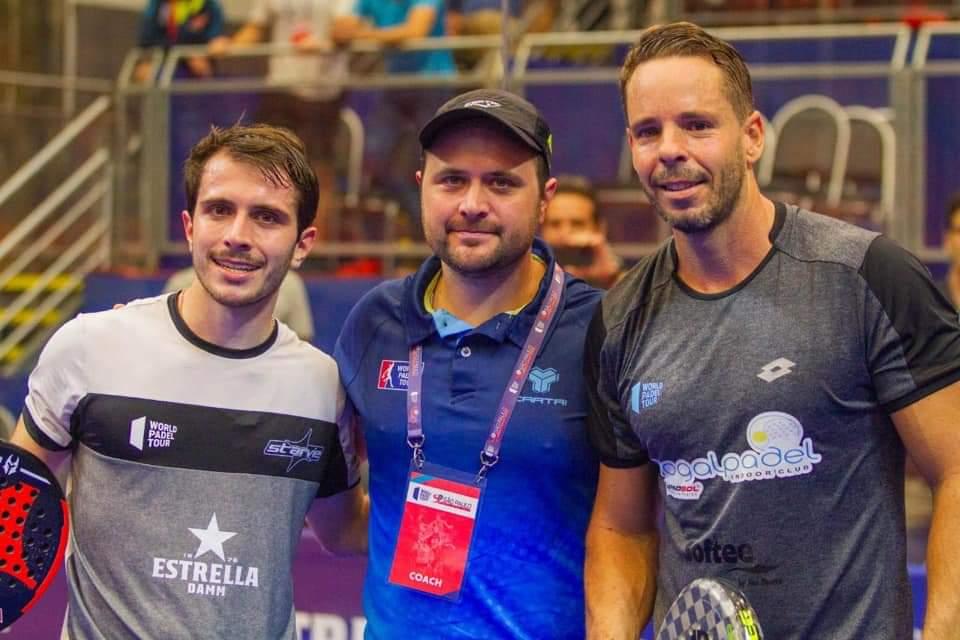 Sao Paulo Open. | Foto: World Padel Tour